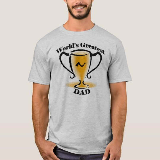 Greatest-Dad T-Shirt