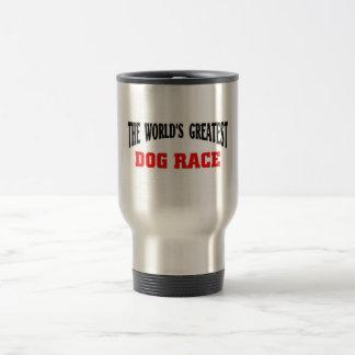 Greatest Dog Race Coffee Mug