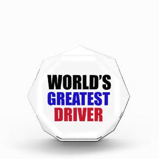 greatest driver design award
