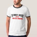 Greatest Dump Truck Driver T-shirt