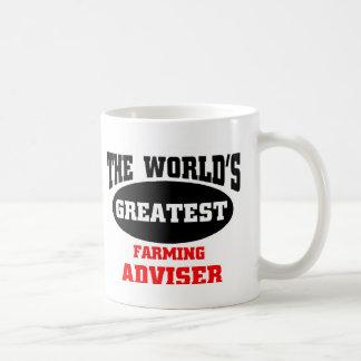 Greatest Farming Adviser Coffee Mug
