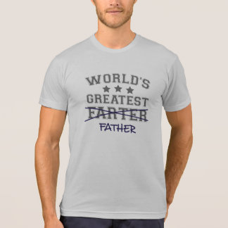 Greatest Father Tee Shirts