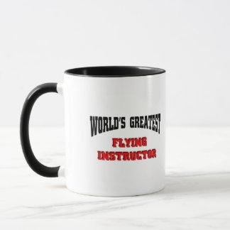 Greatest Flying Instructor Mug