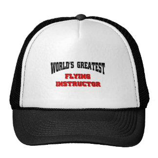 Greatest Flying Instructor Trucker Hat