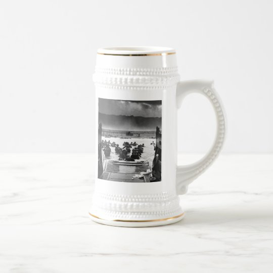 Greatest Generation Beer Stein