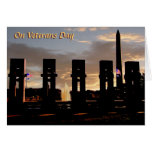 Greatest Generation WWII memorial card