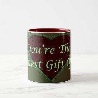 Greatest Gift Mug