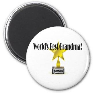 Greatest Grandma Fridge Magnet