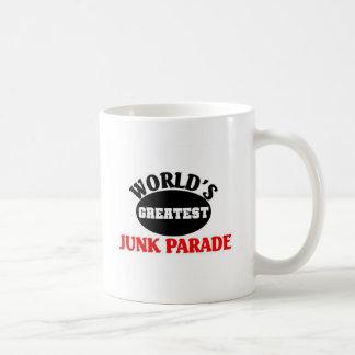 Greatest Junk Parade Coffee Mug