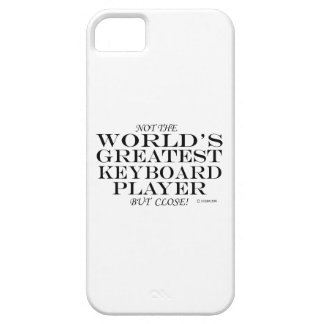 Greatest Keyboard Player Close iPhone SE/5/5s Case