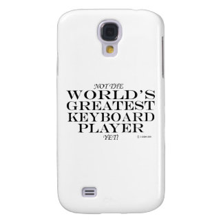 Greatest Keyboard Player Yet Samsung Galaxy S4 Case