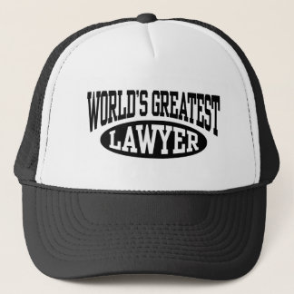 Greatest Lawyer Hat