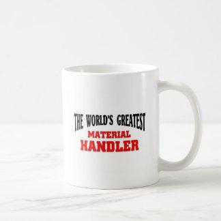 Greatest Material Handler Mug