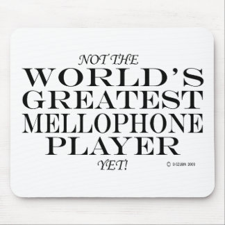 Greatest Mellophone Player Yet Mouse Pad