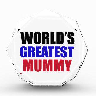 greatest  mummy design awards