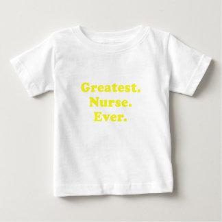 Greatest Nurse Ever Baby T-Shirt