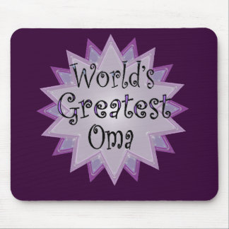 greatest.oma mouse pad