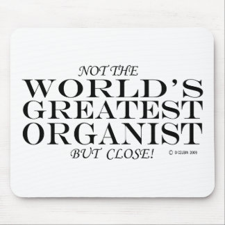Greatest Organist Close Mouse Pad
