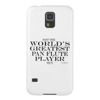 Greatest Pan Flute Player Yet Galaxy S5 Case