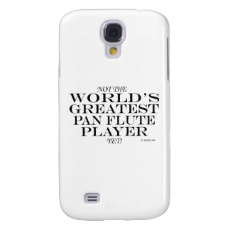 Greatest Pan Flute Player Yet Samsung S4 Case