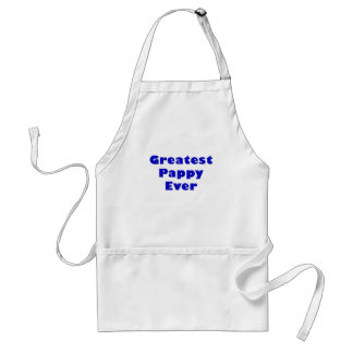 Greatest Pappy Ever Adult Apron