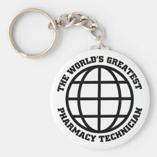 Greatest pharmacy Assistant Basic Round Button Keychain