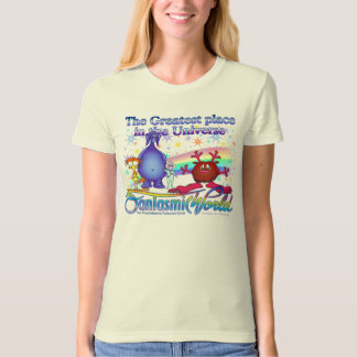 Greatest Place in the Universe - Pondles T-shirt
