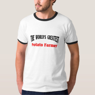 Greatest Potato Farmer T-Shirt
