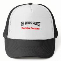Greatest Potato Farmer Trucker Hat