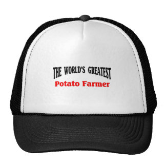 Greatest Potato Farmer Trucker Hat