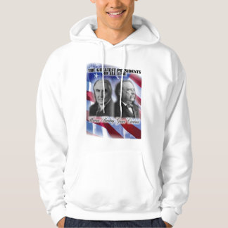 greatest presidents of all time hoodie