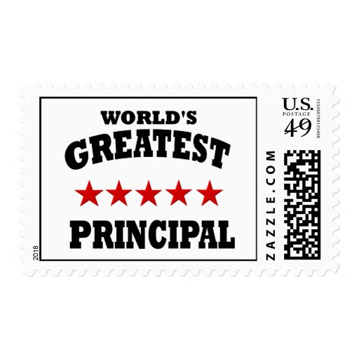 Greatest Principal Stamps