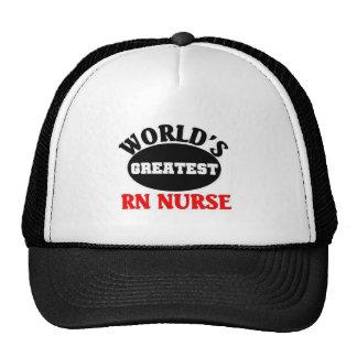 Greatest RN Nurse Hats