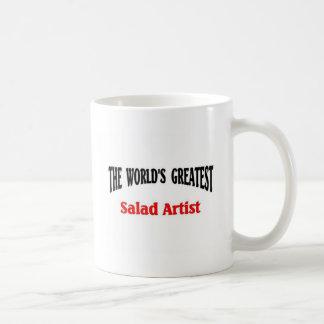 Greatest Salad Artist Mug