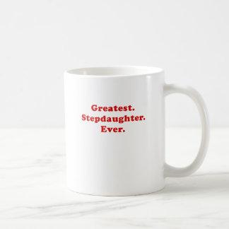 Greatest Stepdaughter Ever Coffee Mug