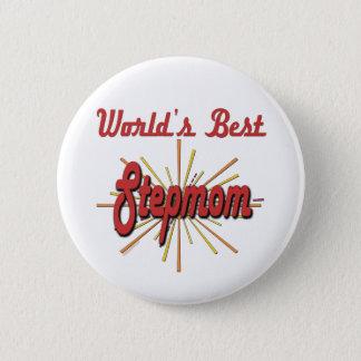 Greatest Stepmom Button
