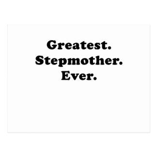 Greatest Stepmother Ever Postcard