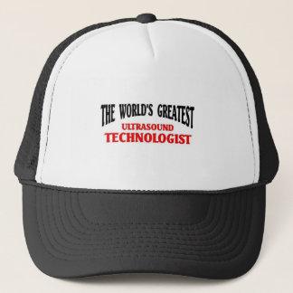 Greatest Ultrasound Technologist Trucker Hat