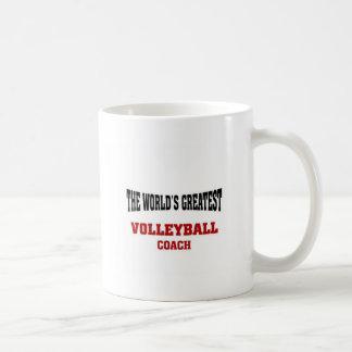 Greatest Volleyball Coach Mugs