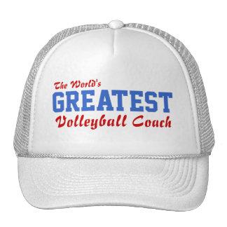 Greatest Volleyball Coach Trucker Hat