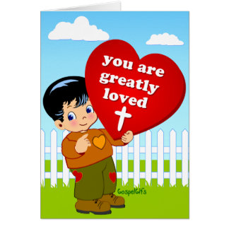 Greatly Loved Greeting Cards