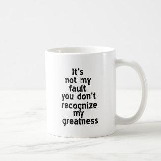 Greatness Mug