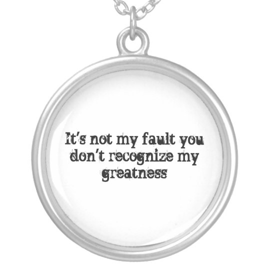 Greatness Necklace