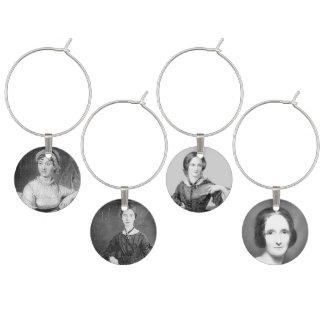 Greats literarios: Escritores de las mujeres Identificadores De Copas