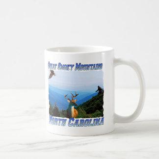 GreatSmokeyMountainsNorthCarolina Classic White Coffee Mug