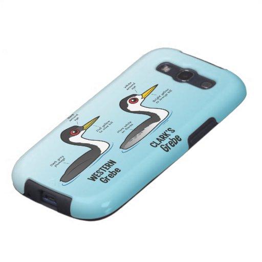 Grebe contra Grebe Samsung Galaxy S3 Cobertura