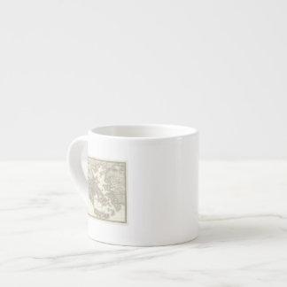 Grece ancienne - Ancient Greece Espresso Cup