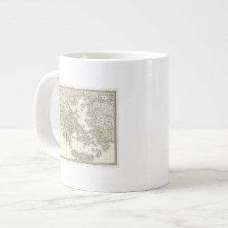 Grece ancienne - Ancient Greece Large Coffee Mug