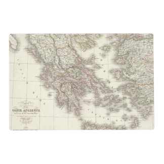 Grece ancienne - Ancient Greece Laminated Placemat