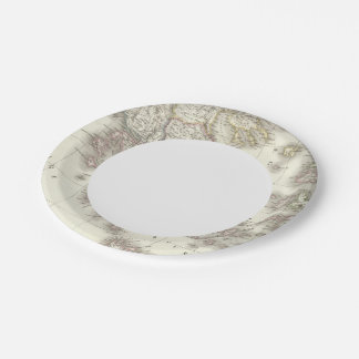 Grece ancienne - Ancient Greece Paper Plate